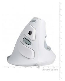 DELUX M618 PULSE PRO - Проводная Вертикальная мышь