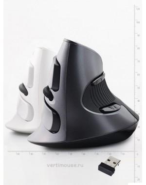 Беспроводная Вертикальная мышь Delux M618