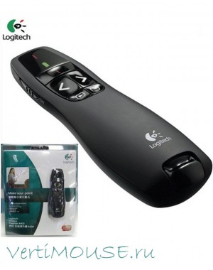 Logitech R400 Wireless Presenter R400